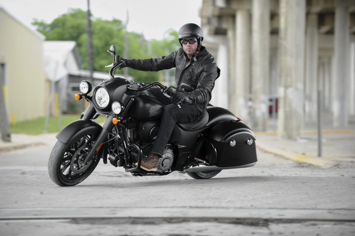 Indian Motorcycle SPRINGFIELD DARK HORSE
